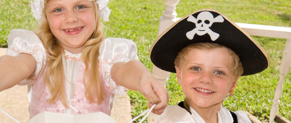 Scary! Ghouls and Goblins Bring Germs to your Door on Halloween