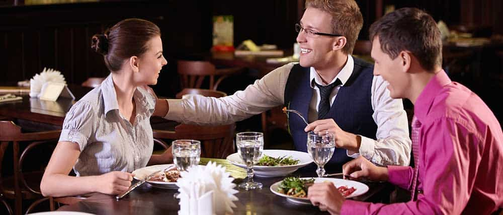 Learning the Art of Lunch Meetings « Better Business Center