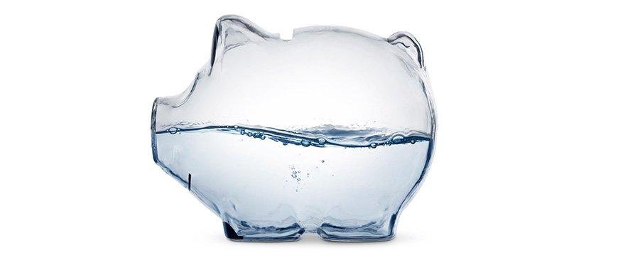 Hotel water savings innovation