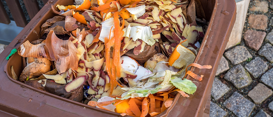 Composting for restaurants