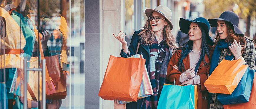 retain commercial design trends