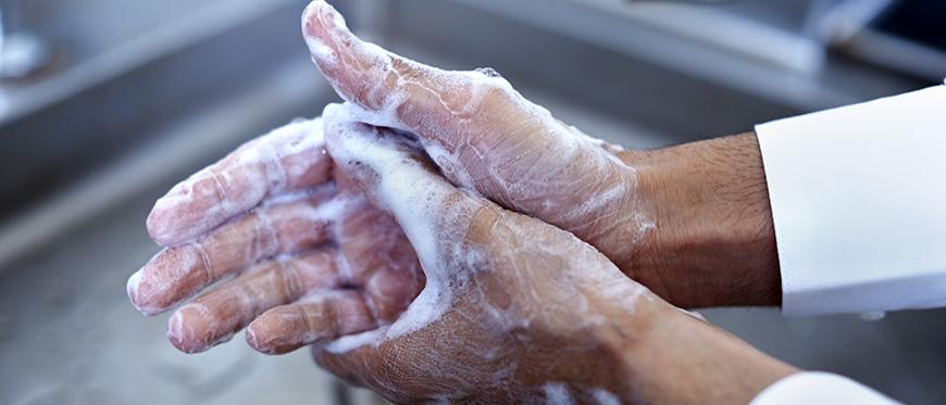 restaurant science hand hygiene