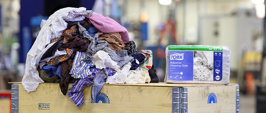 Differences between cleaning cloths and rags