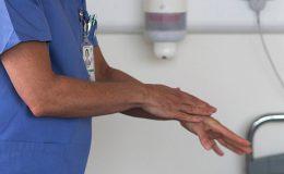 Improving damaged skin in healthcare